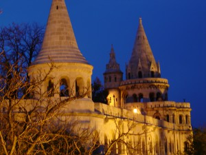 Budapest Fishermans Bastion von Elin B @ Nordic Touch (flickr)